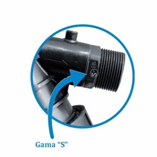 """Foto de la categoría GAMA """"S""""  Misma calidad pero con menor superficie de filtrado"""