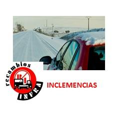 Foto de la categoría INCLEMENCIAS METEOROLOGÍA