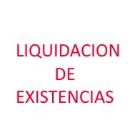 Foto de la categoría LIQUIDACION DE EXISTENCIAS