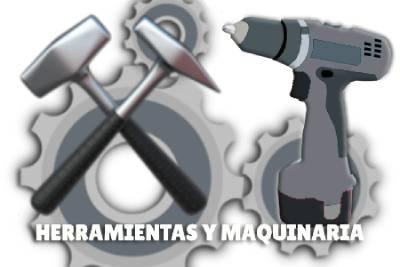 Foto de la categoría HERRAMIENTA Y MAQUINARIA