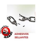 Foto de la categoría ADHESIVOS/ SELLANTES