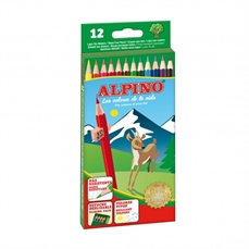 Foto de LAPICES DE COLORES ALPINO 12 COLORES