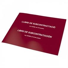Foto de LIBRO DE SUBCONTRATACION VALENCIANO DOHE