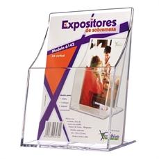 Foto de EXPOSITOR DE MESA A5 VERTICAL 95x160x210 A2000