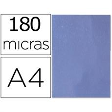 Foto de TAPA DE CRISTAL PVC TRANSPARENTE DIN-A4 180 MICRAS
