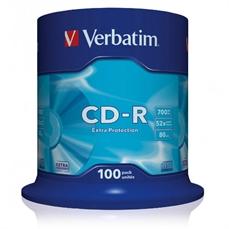 Foto de TARRINA 100 CD'S -R VERBATIM 700 MB