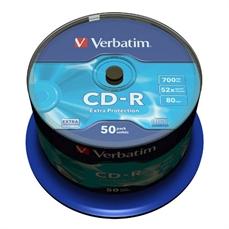 Foto de TARRINA 50 CD'S -R VERBATIM 700 MB