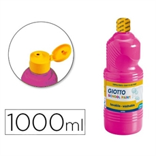 Foto de TEMPERA ESCOLAR GIOTTO 1000ML MAGENTA